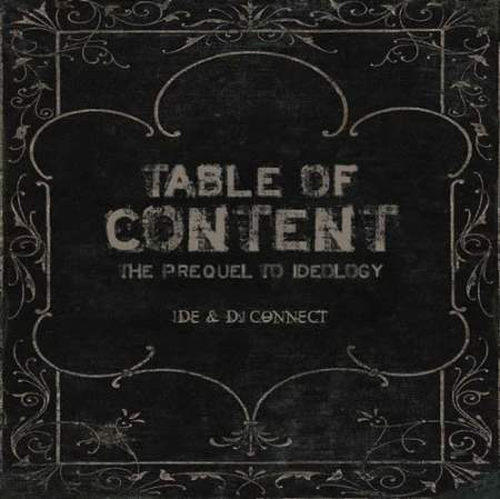 IDE & DJ Connect - Table of Content CD