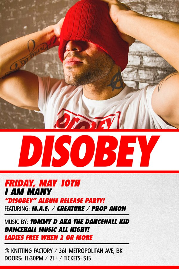 I_AM_MANY_DISOBEY