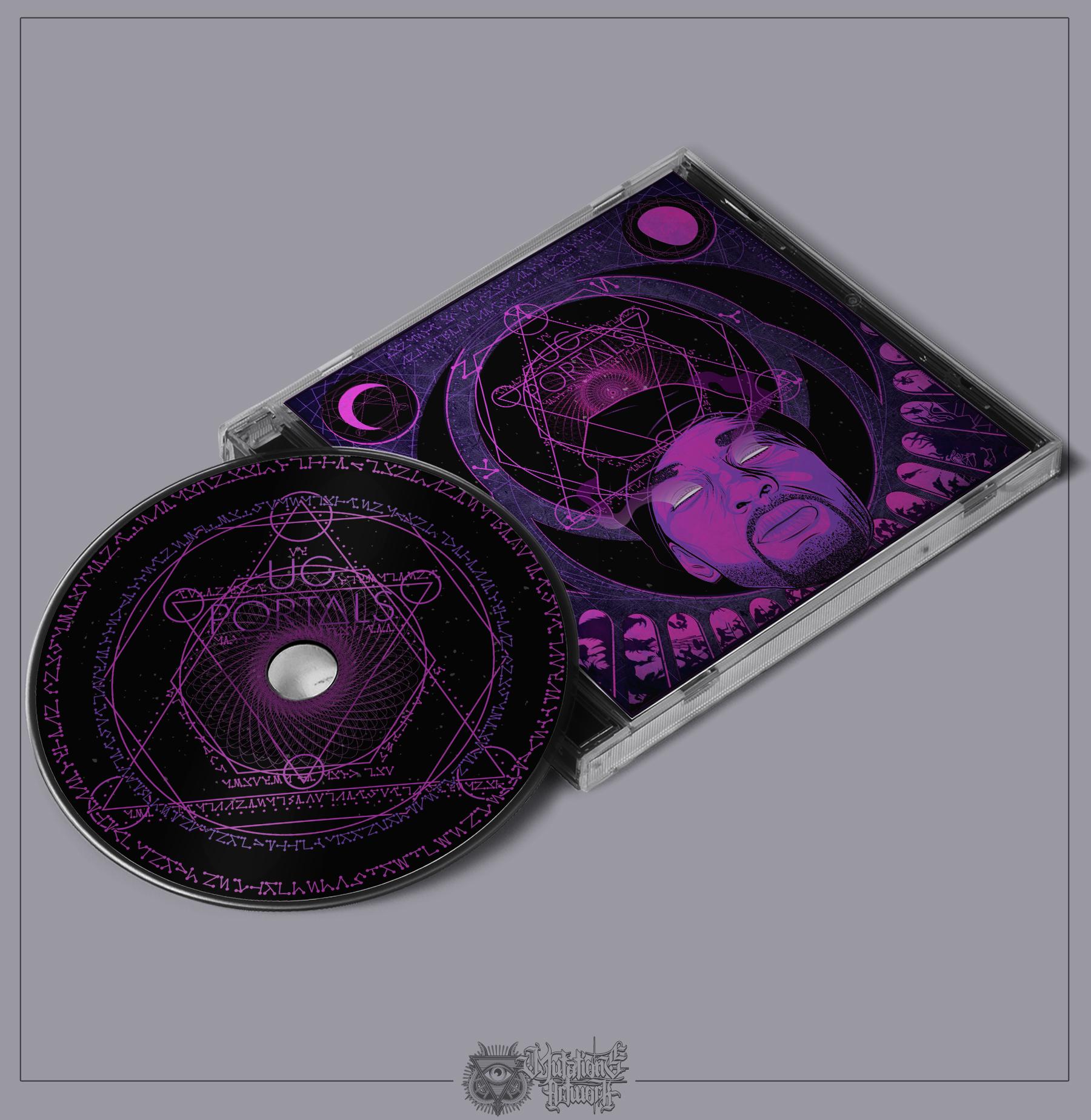 U.G. Portals CD Compact Disc