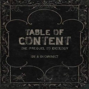 IDE - Table of Content