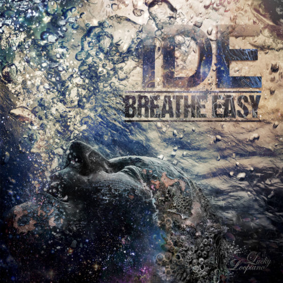 IDE Breathe Easy album cover