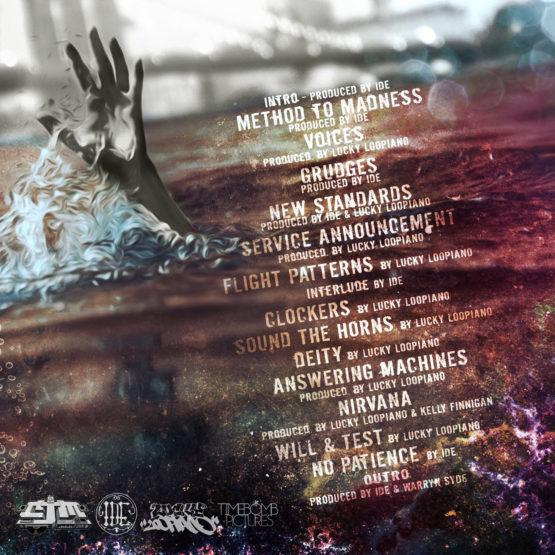 Breathe Easy Instrumental Tracklisting