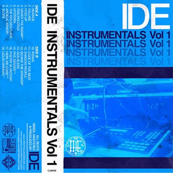 IDE Instrumentals Vol 1