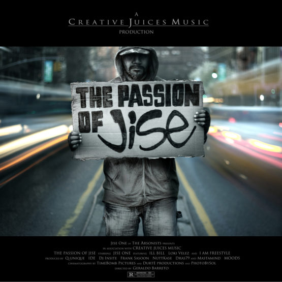 Passion of Jise Album Cover