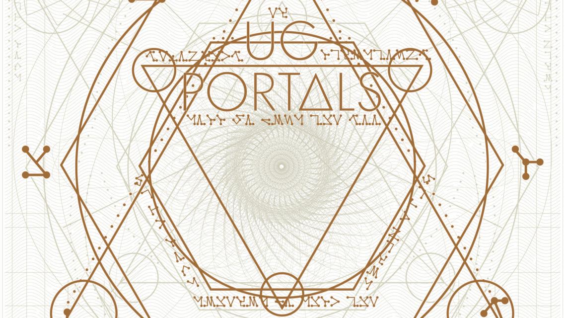 U.G. - Portals Instrumentals front cover