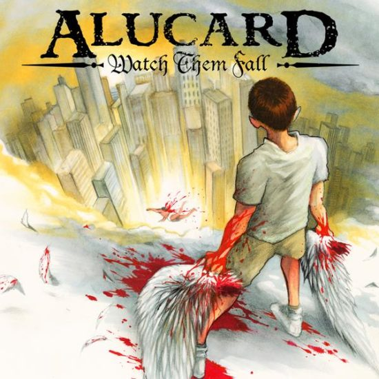 Alucard Watch Them Fall Front Cover