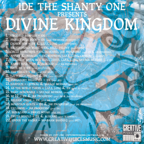 IDE The Shanty One - Divine Kingdom