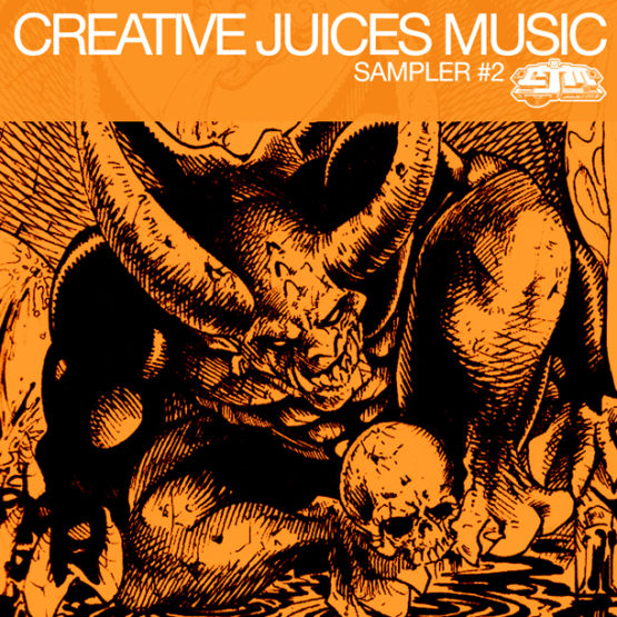 Creative Juices Music Sampler 2