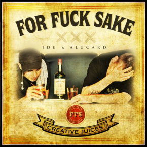 IDE & Alucard - For Fuck Sake Cover