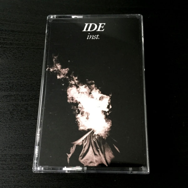 IDE Inst. Vol 1 Tape Front
