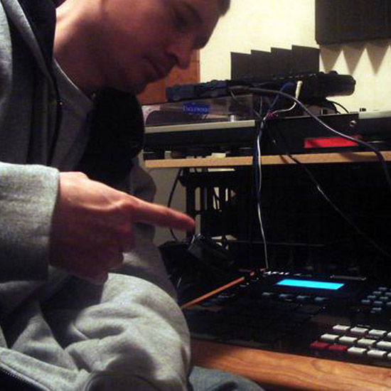IDE with the MPC 3000