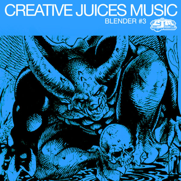 Creative Juices Music - Blender Vol. 3