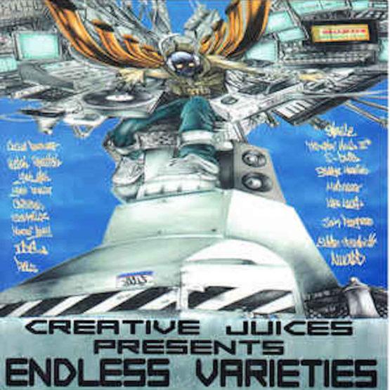 Creative Juices - Endless Varieties