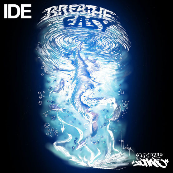 Breathe Easy Unreleased EP front cover