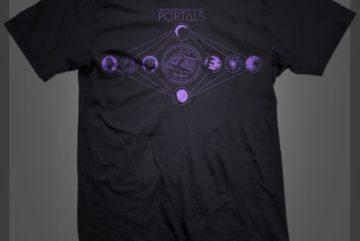 Portals Drum machine t Shirt