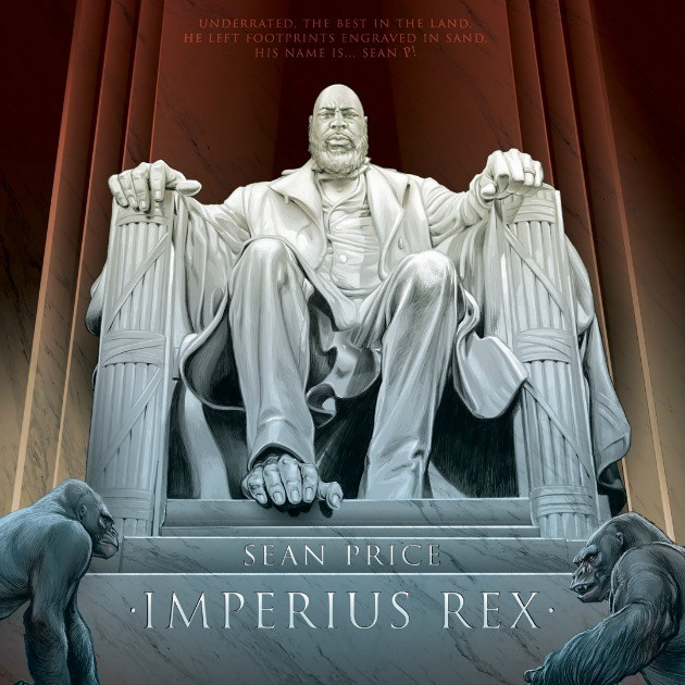 Sean Price - Imperious Rex Album cover