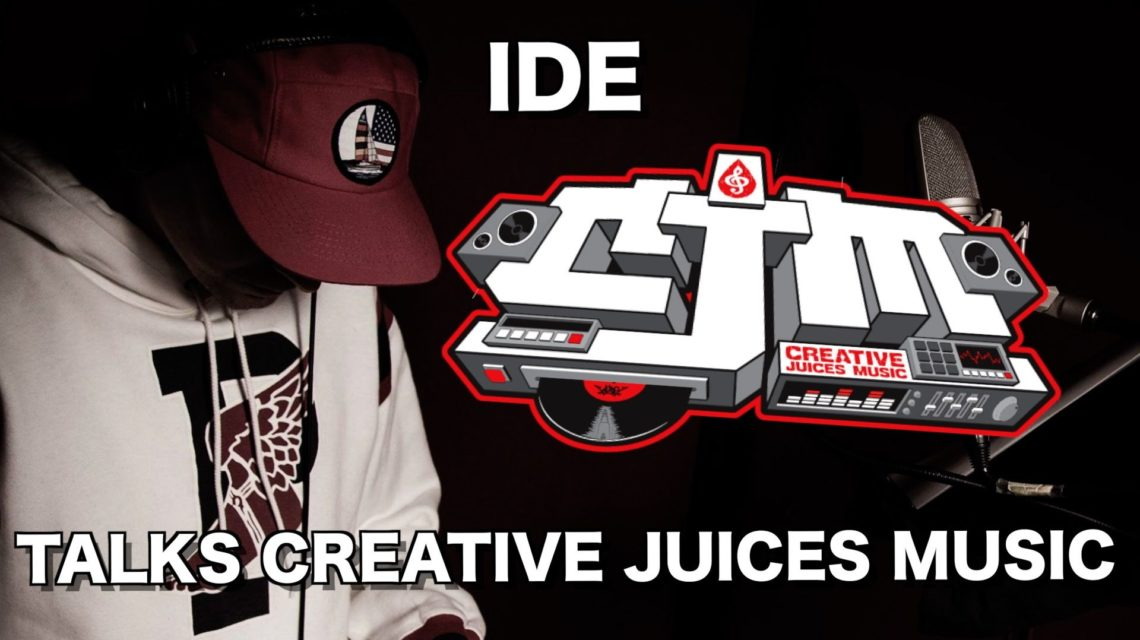 TUV - IDE Talks Creative Juices Music, History of the Label and New Ventures