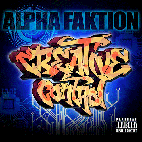 Alpha Faction - Creative Control