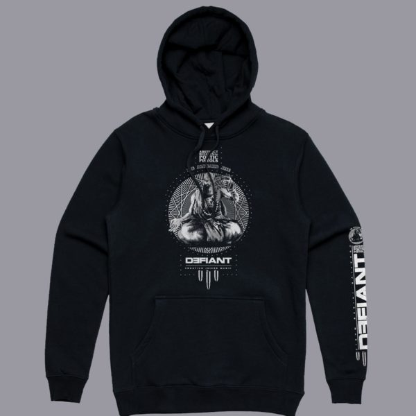 Defiant 3 Three Eyed Monk Hoody