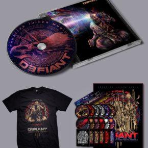 Defiant III T shirt Bundle