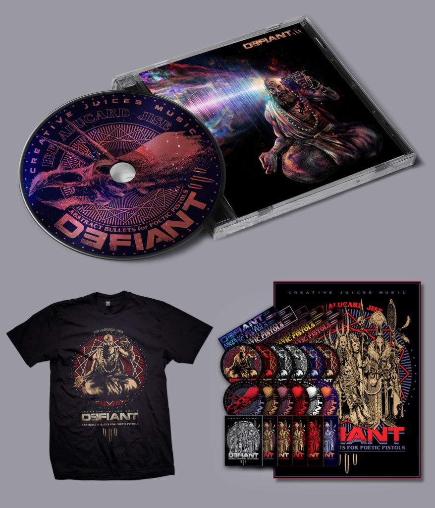 Defiant III T shirt Bundle