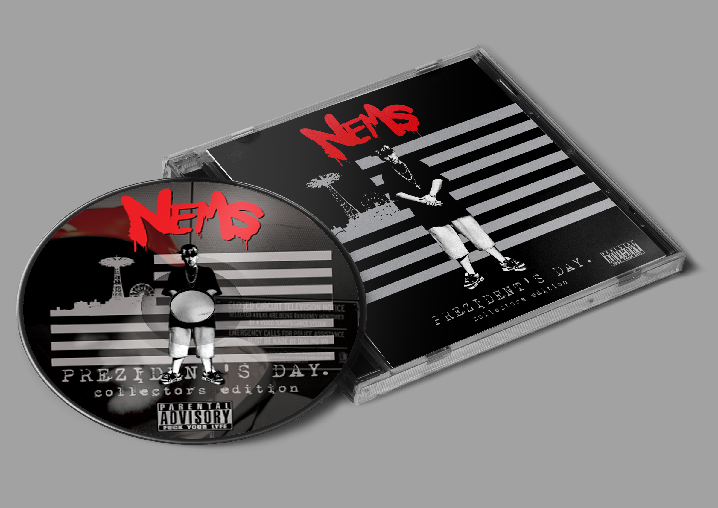Nems - Prezidents Day Collectors Edition double CD