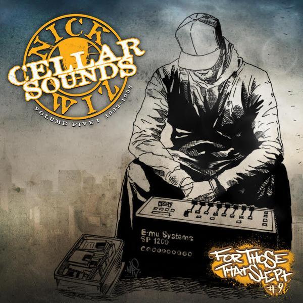 Nick Wiz Cellar Sounds vol 5