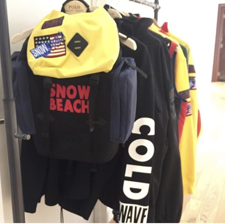 Ralph Lauren Polo Snow Beach Sample Items