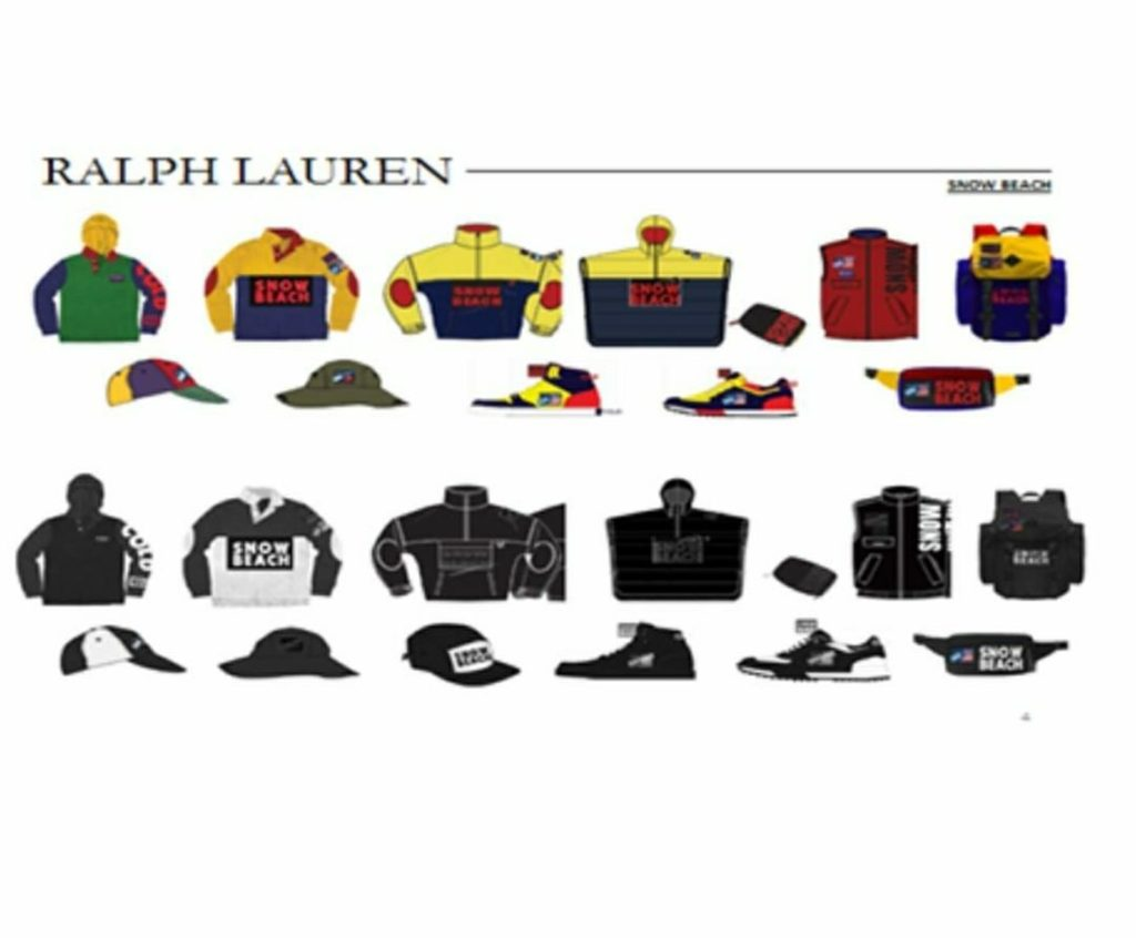 Ralph Lauren Polo Snow Beach Capsule Collection