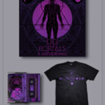UG Portals drum machine T shirt bundle